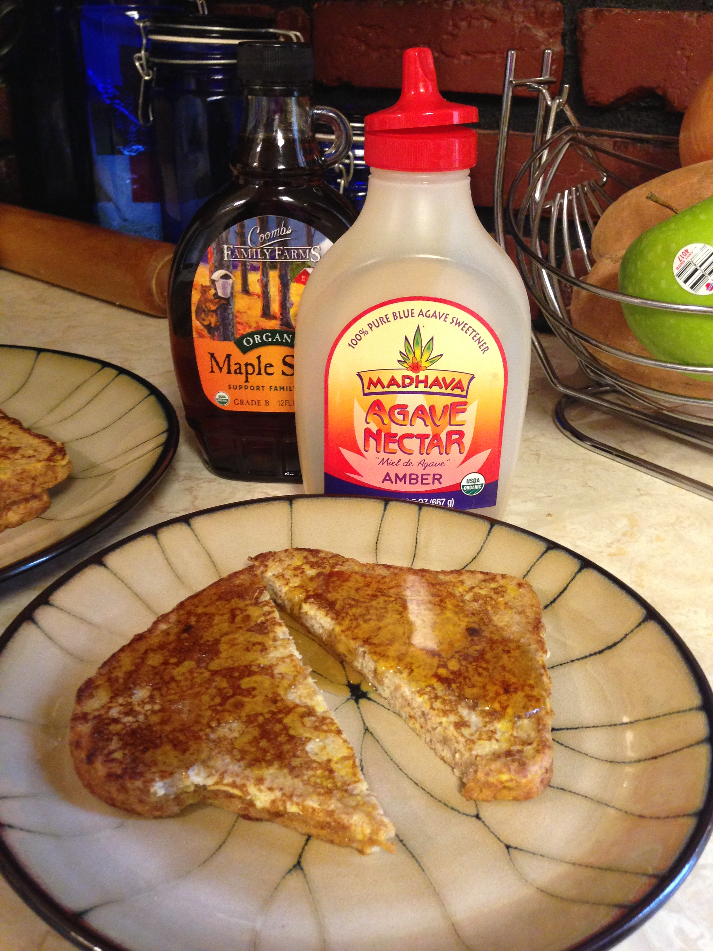 High Protein Healthy French Toast Recipe