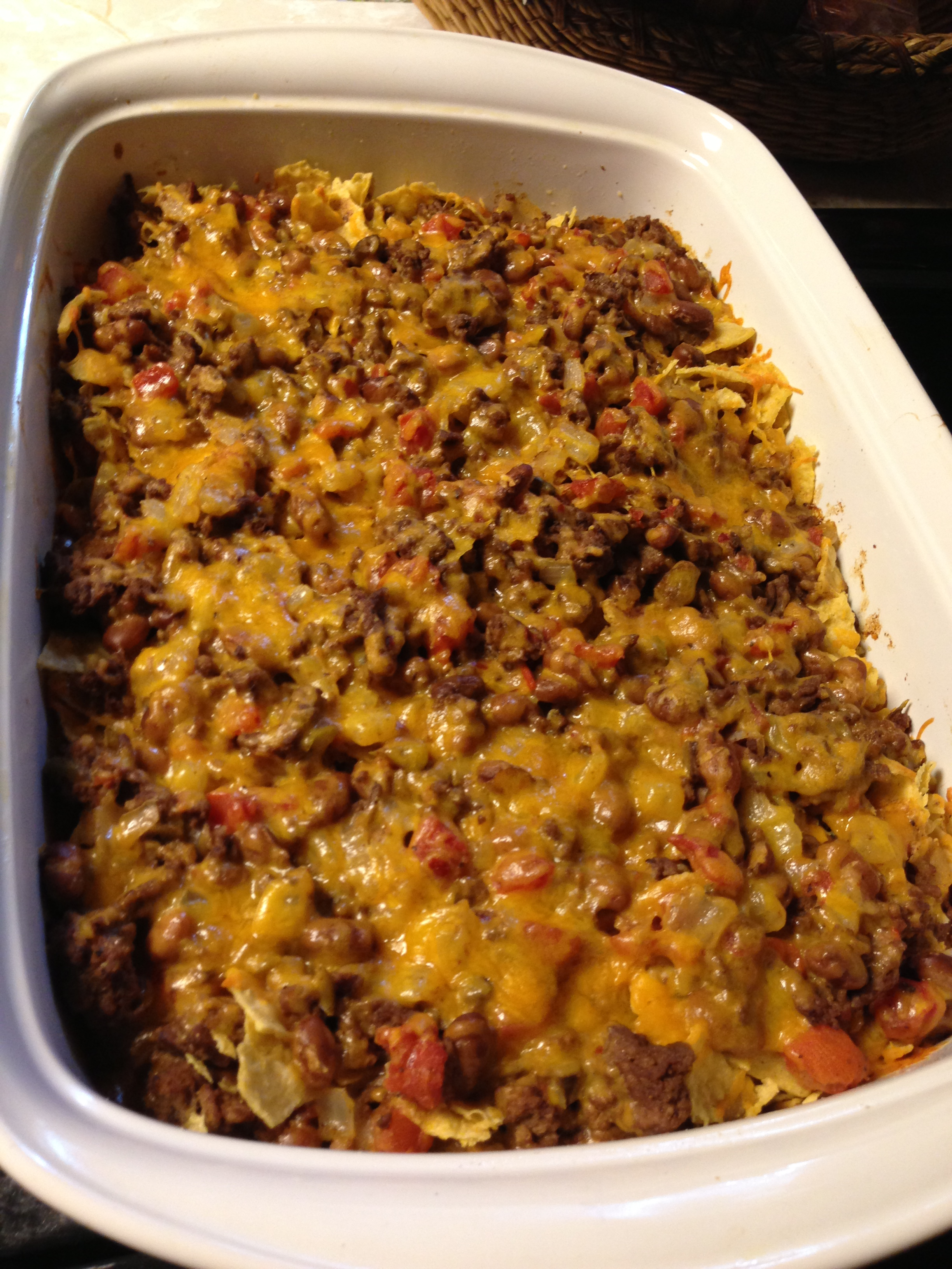 Rons Easy Low Sodium Mexican Casserole