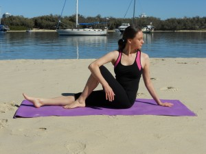 marichana liver pose