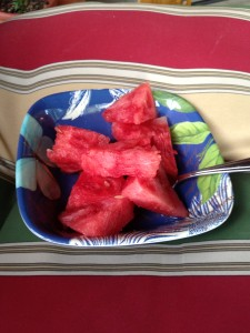 watermelon benefits liver
