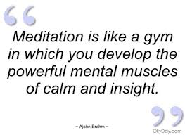 quotes meditation stress