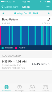 fitbit sleep ihelpc.com cirrhosis hepatitis