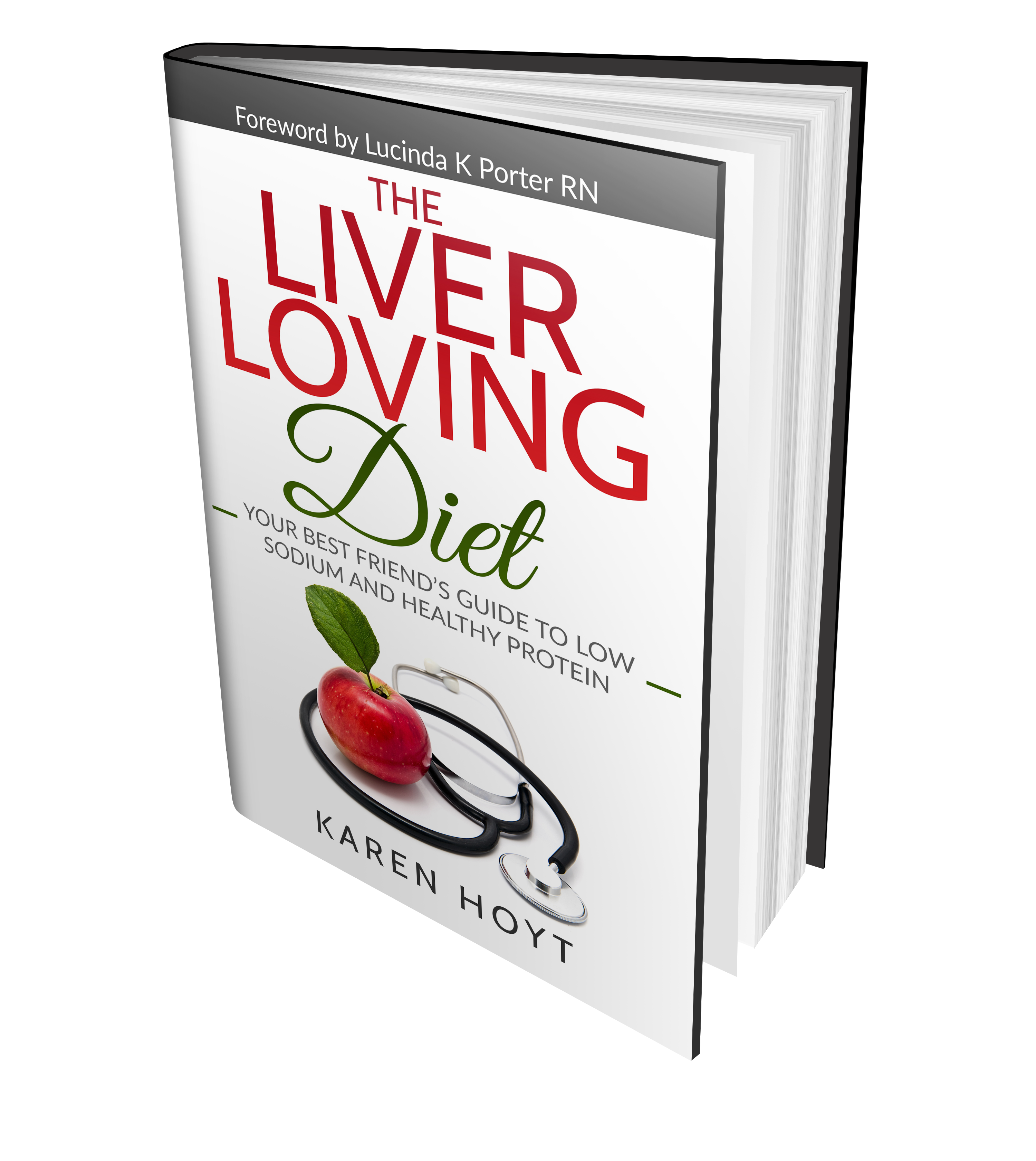 Liver Loving Diet Book Side low sodium ihelpc